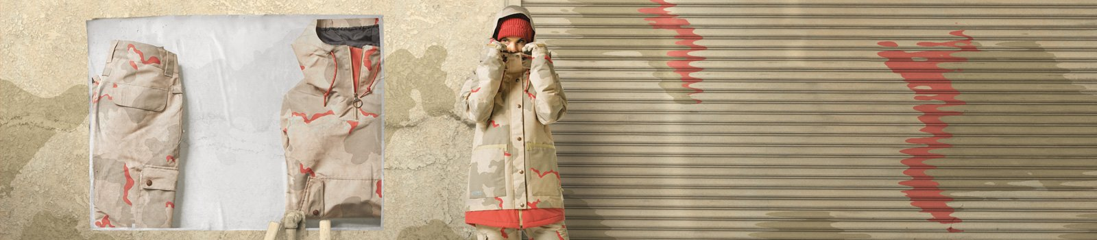 New Womens Ski Collection - Spring 2014 by DC Shoes